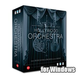 EASTWEST ( イーストウエスト ) Hollywood Orchestral Diamond Edition HDD/ Win版 ◆【1本限り】【正規取扱商品】
