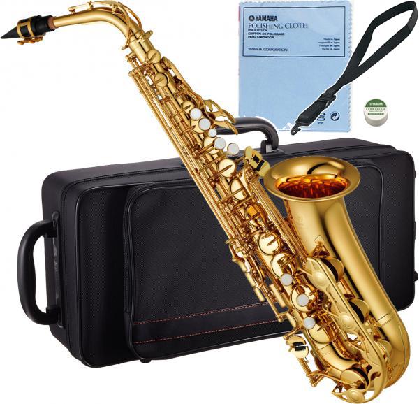 YAMAHA ( ヤマハ ) YAS-280 アルトサックス 正規品 管楽器 E♭ alto saxophone gold 本体 管体 ゴールド 北海道 沖縄 離島不可