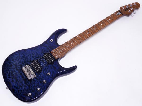 Musicman JP15 6ST BFR Blueberry Burst