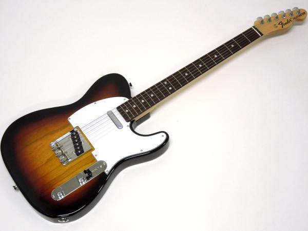 Fender ( フェンダー ) Japan Exclusive Classic 70s Tele Ash / Rosewood / 3CS