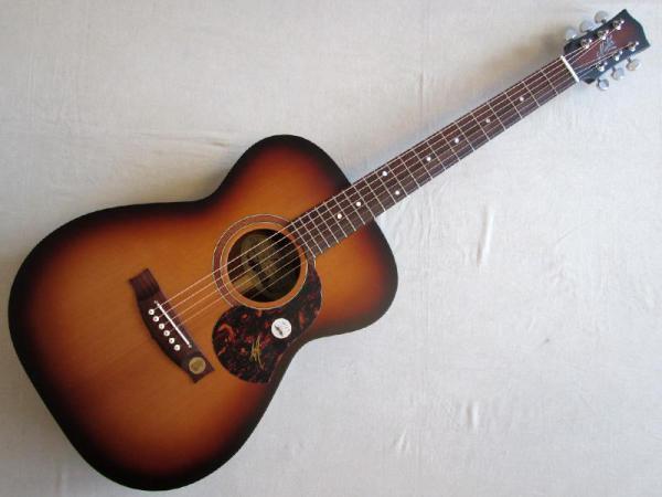 "Maton Guitars ( メイトンギターズ ) MATON SRS808 ""Tabaco Halo Burst"""