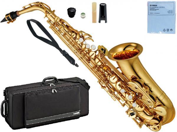YAMAHA ( ヤマハ ) YAS-480 アルトサックス 新品 本体 管楽器 アルトサクソフォン alto saxophone gold YAS-480-01 北海道 沖縄 離島不可