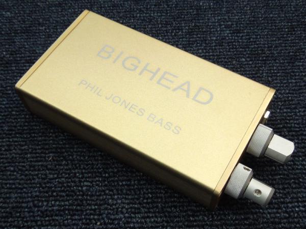 Phil Jones Bass ( フィル ジョーンズ ベース ) BIG HEAD / GOLD HA-1 【200台限定モデル】