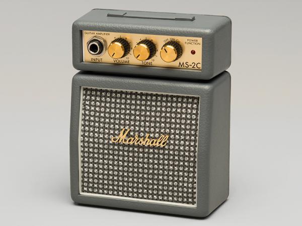 Marshall ( マーシャル ) MS2C 【電池駆動 ミニ ギターアンプ 】