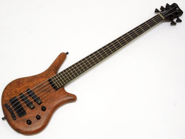 Warwick ( ワーウィック ) Thumb Bass Neck Through 5st 2016 / Natural Oil Finish