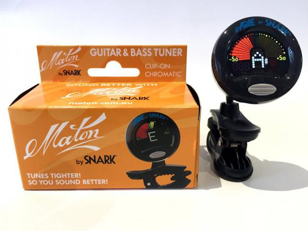 Maton Guitars ( メイトンギターズ ) MS-1 Maton Tuner by SNARK