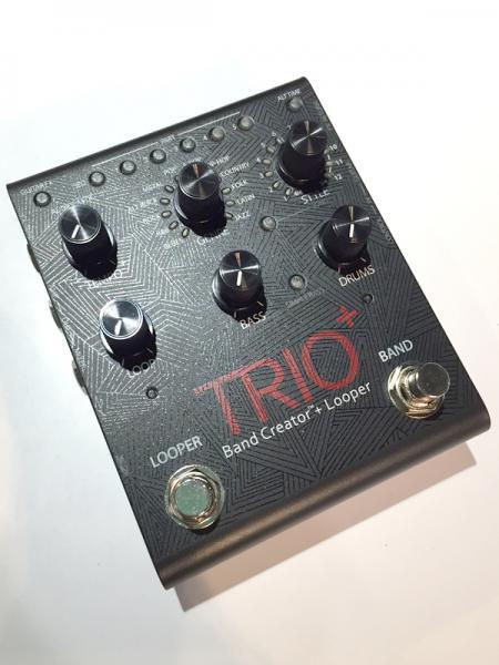 Digitech ( デジテック ) TRIO+