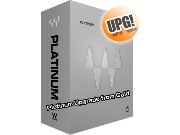 WAVES ( ウェイブス ) Platinum Upgrade from Gold
