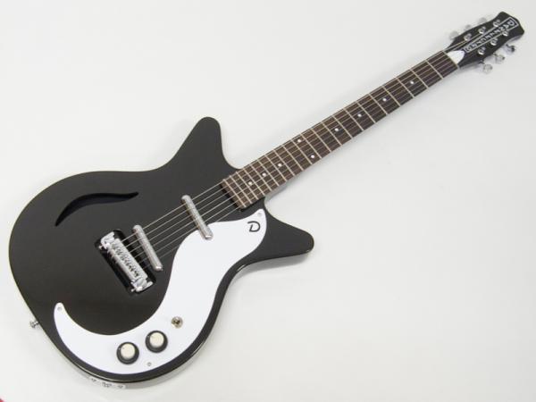 Danelectro ( ダンエレクトロ ) 59M Spruce (BLKP)【 モディファイ エレキギター】