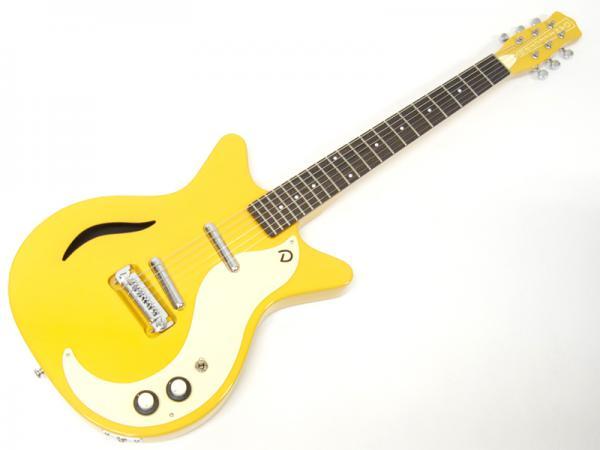 Danelectro ( ダンエレクトロ ) 59M Spruce (BTC) 【 モディファイ エレキギター】