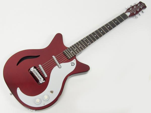 Danelectro ( ダンエレクトロ ) 59M Spruce (CNT)【 モディファイ エレキギター】