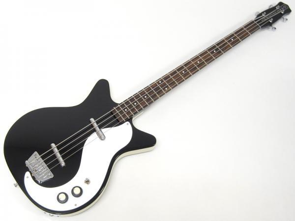 Danelectro ( ダンエレクトロ ) 59 DC Long Scale Bass (BLK)【ロングスケール ベース】