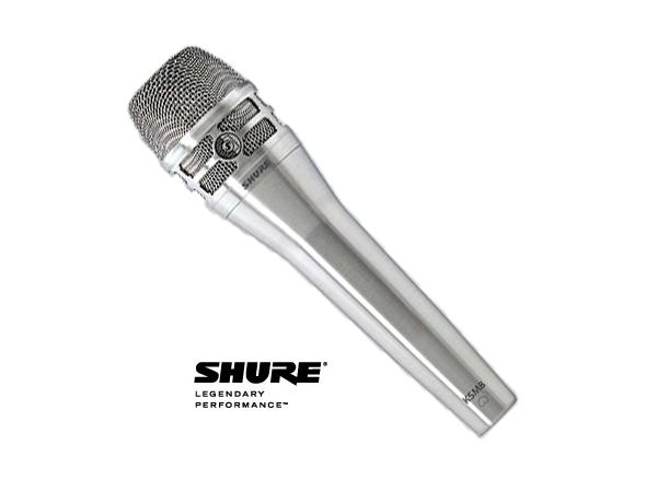 SHURE ( シュア ) KSM8/N