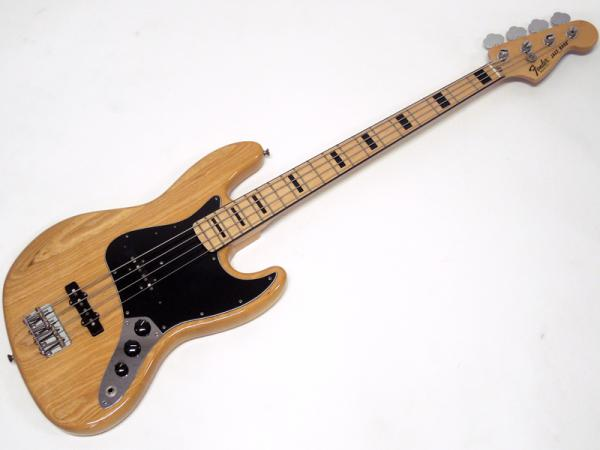 Fender ( フェンダー ) American Vintage '75 Jazz Bass / Natural / Maple < Used / 中古品 >