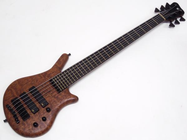 Warwick ( ワーウィック ) Thumb Bass Neck Through 6st 2016 / Natural Oil Finish #161867