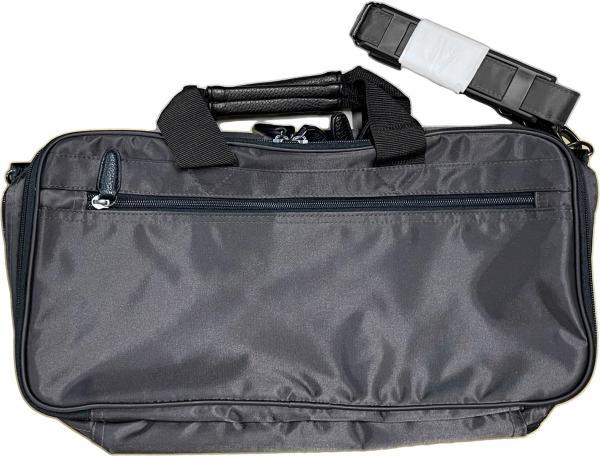 GALAX ( ギャラックス ) クラリネット ケースカバー 楽器 持ち運び ソフトケース ショルダータイプ クラリネットケース 8CL カラー 黒色 紺色(青色) 茶色