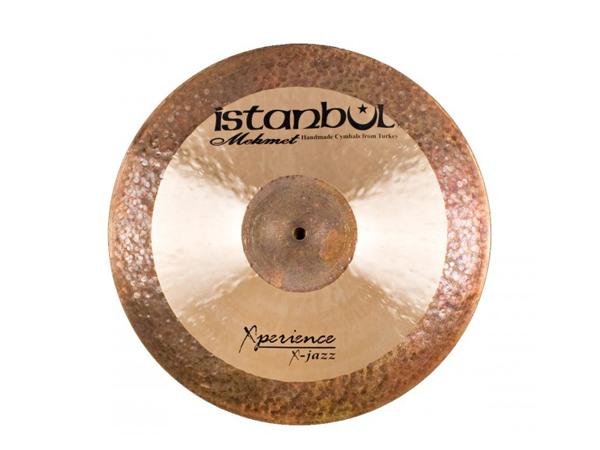 "istanbul Mehmet X-Perience X-JAZZ FUSION CRASH 17"" ☆ イスタンブールメメット エクスペリエンス Xジャズ・フュージョン クラッシュ"