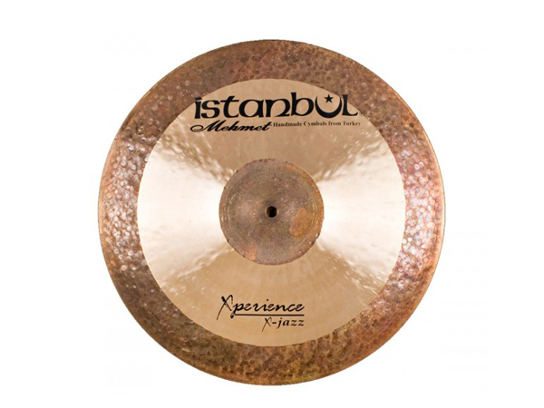 "istanbul Mehmet X-Perience X-JAZZ FUSION CRASH 16"" ☆ イスタンブールメメット エクスペリエンス Xジャズ・フュージョン クラッシュ"