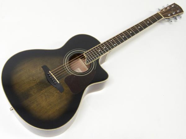 S.Yairi ( エスヤイリ ) YE-4M(BKB)  【 エレアコ アコースティックギター  】
