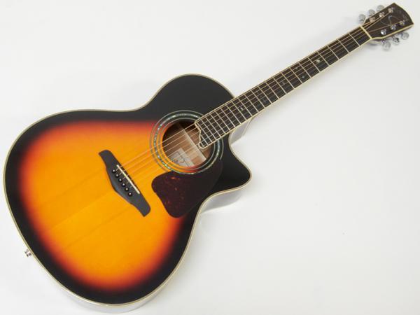 S.Yairi ( エスヤイリ ) YE-5M(3TS)    【エレアコ アコースティックギター  】