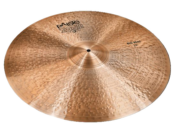 "Paiste ( パイステ ) BIG BEAT 24"" 2002 Black Big Beat Single ☆ ビッグビート"