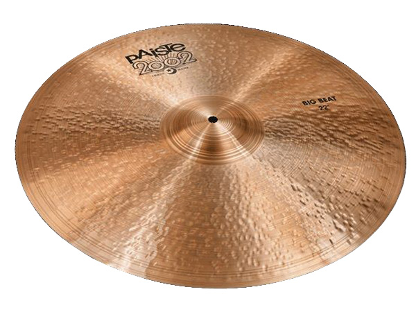 "Paiste ( パイステ ) BIG BEAT 22"" 2002 Black BigBeat Single ☆ ビッグビート"