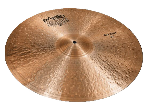 "Paiste ( パイステ ) BIG BEAT 20"" 2002 Black Big Beat Single ☆ ビッグビート"