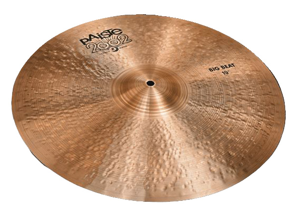 "Paiste ( パイステ ) BIG BEAT 19"" 2002 Black Big Beat Single ☆ ビッグビート"