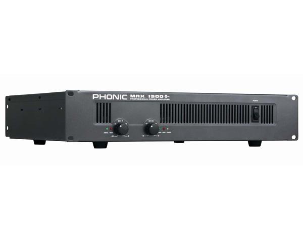 PHONIC ( フォニック ) MAX1500 Plus [ OUTLET特価品 ]