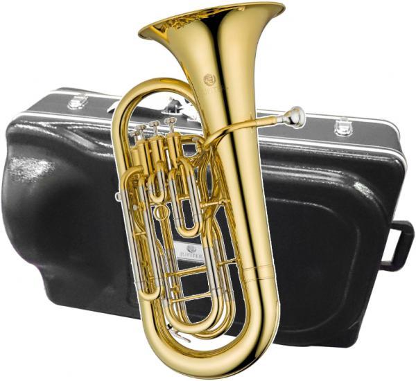 JUPITER  ( ジュピター ) JEP1000 ユーフォニアム 新品 4ピストン トップアクション ラッカー 管楽器 ゴールド 本体 イエローブラスベル Euphonium JEP-1000 一部送料追加