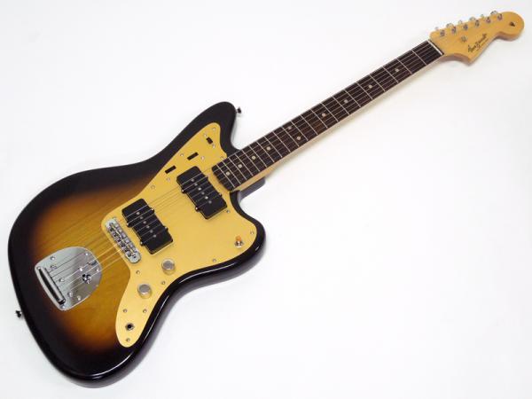 Vanzandt JMV-CS2J / 58s Burst #7752 < Classic Series / Jacaranda Fingerboard >