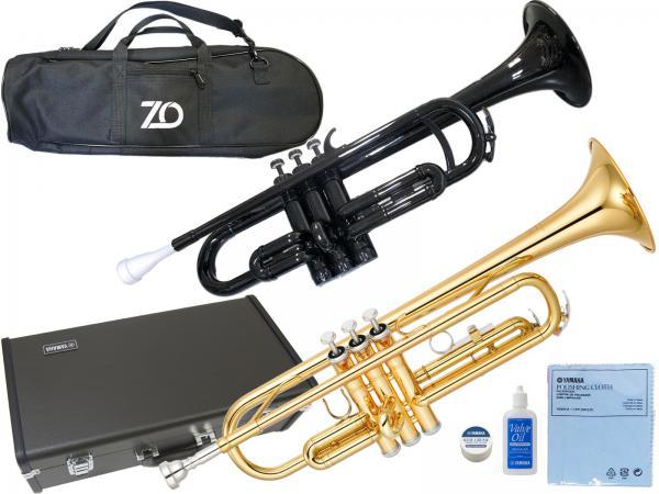 YAMAHA ( ヤマハ ) YTR-2330 トランペット 正規品 ゴールド 管楽器 B♭Trumpets YTR-2330-01 プラスチックトランペット セット F 北海道 沖縄 離島不可