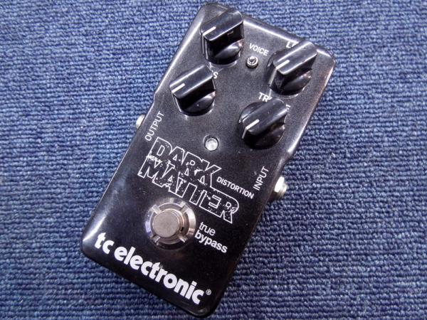 tc electronic ( ティー・シー・エレクトロニック ) Dark Matter Distortion < Used / 中古品 >