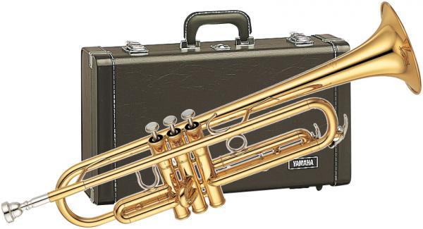 YAMAHA ( ヤマハ ) 送料無料 プロフェッショナル トランペット YTR-6310Z 新品 ゴールド イエローブラスベル1枚取り 日本製 楽器 B♭ 管体 管楽器
