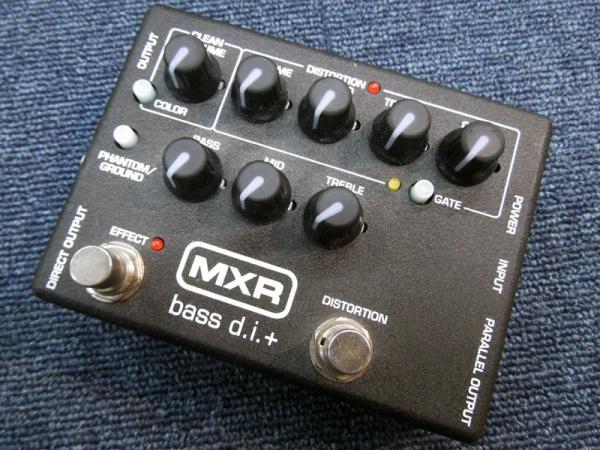 MXR ( エムエックスアール ) M80 BASS D.I. +