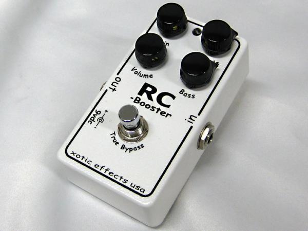 Xotic ( エキゾチック ) RC Booster 【特価品】