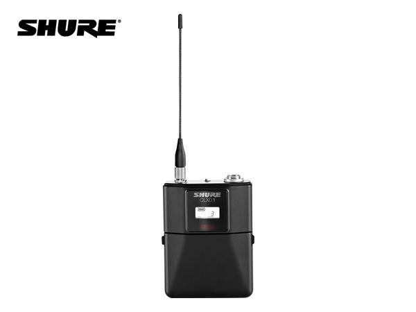 SHURE ( シュア ) QLXD1-JB  ◆ ボディーパック型送信機 B帯モデル