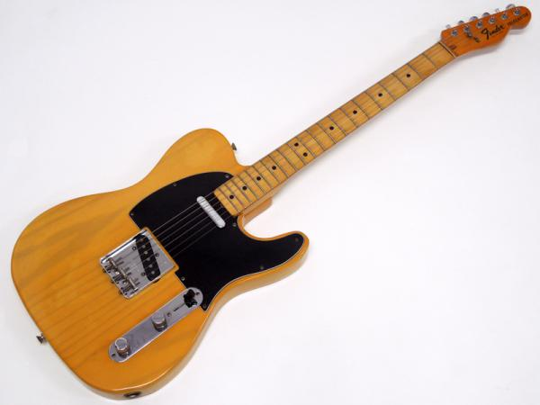 Fender USA ( フェンダーUSA ) 1977 Telecaster Blonde / Maple < Vintage / ヴィンテージ >