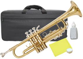 Kaerntner ( ケルントナー ) 送料無料 トランペット ゴールド KTR-30 GOLD 新品 B♭ 楽器 本体 管楽器 【 KTR30 スタンダード 】