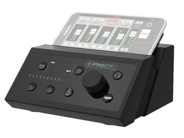 MACKIE ( マッキー ) ProDX4 ◆ コンパクト デジタルミキサー
