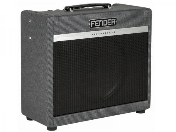 Fender ( フェンダー ) Bassbreaker 15 Combo 【真空管 ギター コンボアンプ 】