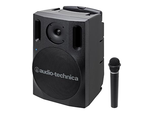 audio-technica ( オーディオテクニカ ) ATW-SP1920/MIC  ◆  デジタルワイヤレスアンプシステム ワイヤレスマイク(ATW-T190MIC) 1本付属