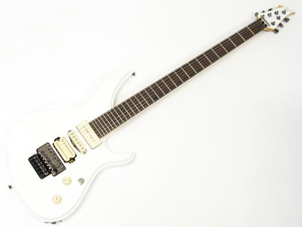 Sago New Material Guitars Seed Kotetsu White【コテツ エレキギター 】