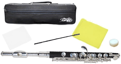 Kaerntner ( ケルントナー )  KPC-320 ピッコロ Eメカニズム 金属頭部管 新品 管楽器 ABS樹脂製 プラスチック 管体 KPC320 piccolo 沖縄 離島不可