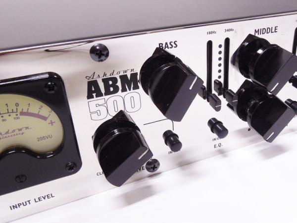 ASHDOWN ( アッシュダウン ) ABM 500 III RC