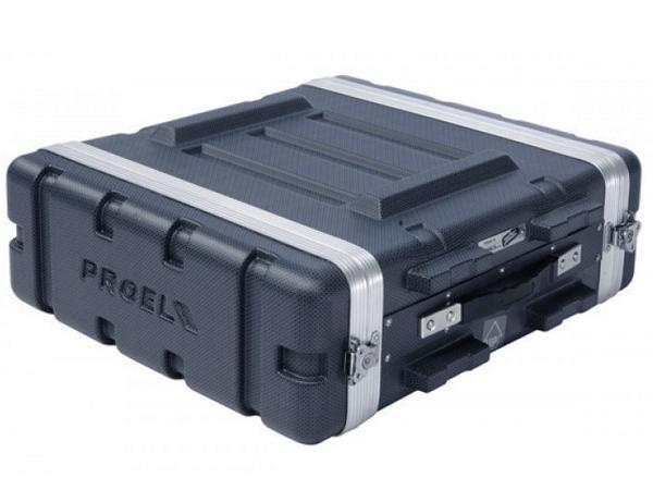 PROEL ( プロエル ) ラックケース 3U D420mm ABS樹脂製 ( FOABSR3U )