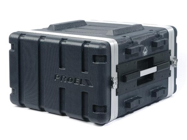 PROEL ( プロエル ) ラックケース 6U D420mm ABS樹脂製 ( FOABSR6U )