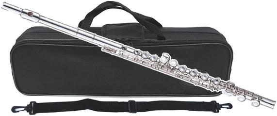 J Michael ( Jマイケル ) Fl-300S フルート 新品 アウトレット 銀メッキ 初心者 管楽器 C管 カバードキイ 本体 頭部管 主管 足部管 シルバーメッキ fl-300s