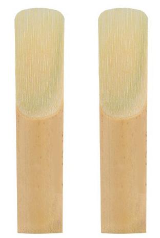 アルトサックス リード 2枚 セット RICO オレンジ D'Addario Woodwinds Reeds 3.5番 リコリード アルトサクソフォン 【 LRIC10AS3.5 バラ 】