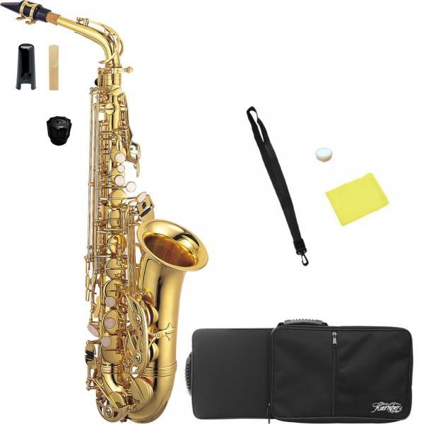 Kaerntner ( ケルントナー ) KAL62 アルトサックス 新品 管楽器 サックス 管体 ゴールド 本体 E♭ alto saxophone KAL-62 北海道 沖縄 離島 同梱不可